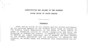 RST Constitution