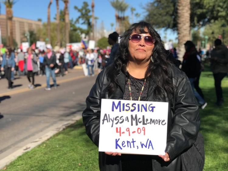Phoenix womens walk 01-21-2017