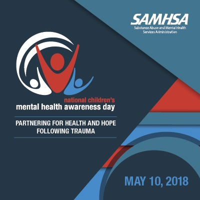 Children mental health awareness day