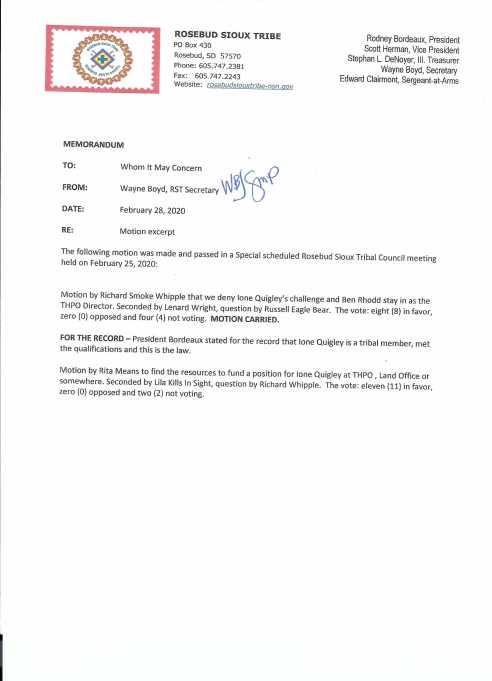 RSTC Motion Excerpt 02-25-2020